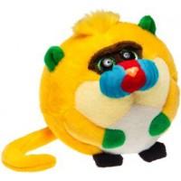 """Говорящая игрушка """"Обезьянка шарик"""" (желтая)"""