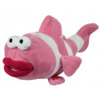 Поющая игрушка «Розовая рыбка»